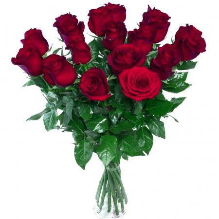 Bouquet de roses rouge livraison