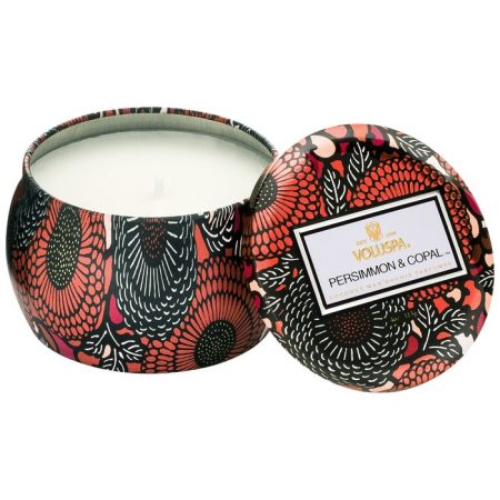 candle voluspa persimmon & copal brussels