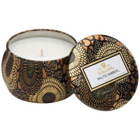 voluspa candle baltic amber