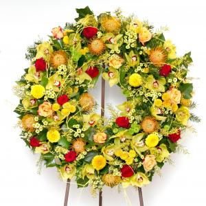 livraison fleurs funérailles bruxelles