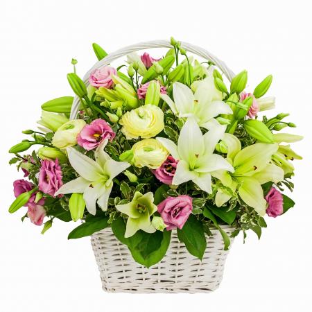 vasque fleurie à offrir livraison bruxelles