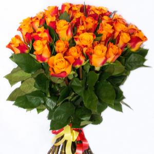 roses oranges livraison bruxelles